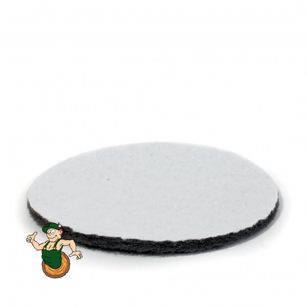 Pad grau 150 mm für Exzenterschleifmaschine