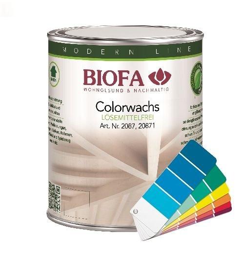 Colorwachs, lösemittelfrei, farbig 2087