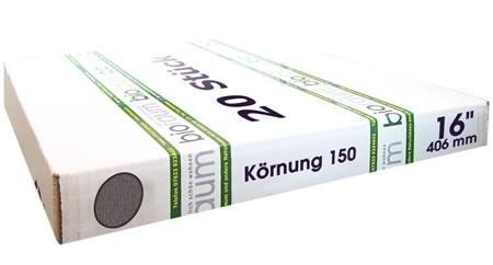 Schleifgitter Körnung 150